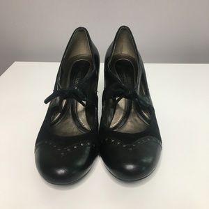 Naturalizer Shoes - Naturalizer Black Annabelle Heels A9